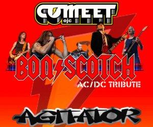 Bon Scotch, Agitator, Comeet